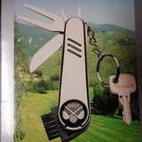 All Purpose Golf Tool Key Chain KT-500 Pocket Gift (Boughton ALS Foundation) NIB in Chicago, Illinois