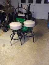 antique automotive shop stools in Cherry Point, North Carolina