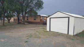 INVESTOR DEAL---1 Acre in Capitan--3 beds/2 baths w/ 1 Car Oversize Garage in Alamogordo, New Mexico
