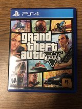 Grand Theft Auto V Five PS4 in Fort Knox, Kentucky