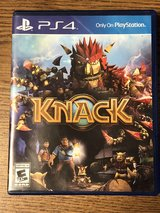 KNACK PS4 in Fort Knox, Kentucky