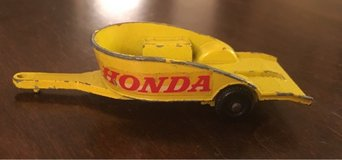 Matchbox Honda Trailer in Plainfield, Illinois