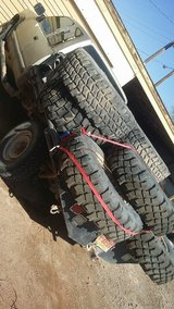 Military tires and rims in Alamogordo, New Mexico