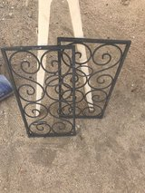 Wrought Iron wall Decor in Yucca Valley, California