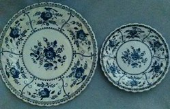Vintage Johnson Brothers Collector Plates (2) in Yucca Valley, California