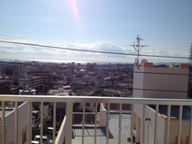 90o 2 bedroom apartment in Okinawa, Japan