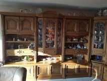 living room wall unit in Spangdahlem, Germany
