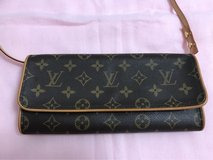 Authentic Louis Vuitton Purse in Okinawa, Japan
