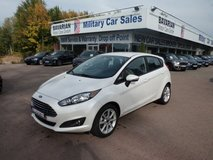 2016 Ford Fiesta SE in Spangdahlem, Germany