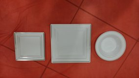 DINNERWARE - HOLIDAY PART -  NOT OPENED in Glendale Heights, Illinois