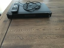Humax HD receiver/recorder with HD card in Ramstein, Germany