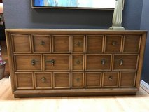 Drexel Collage Mid Century Dresser Credenza with Hidden Drawer All Wood and Nice in Fort Leonard Wood, Missouri