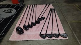 Golf clubs like new pinemeadow command BK right hand set in Vacaville, California