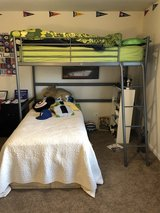 IKEA loft bed and twin beds in Joliet, Illinois