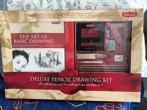 Deluxe Pencil Drawing Kit in MacDill AFB, FL