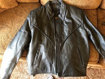 Leather Motorcycle Jacket in Alamogordo, New Mexico