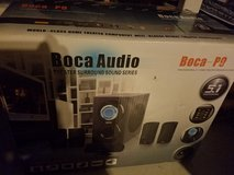 Boca- P9 audio system new in box in Joliet, Illinois