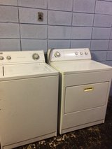 Estate (by Whirlpool) Washer & Whirlpool Dryer Set in Fort Polk, Louisiana