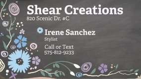 hair appointments available in Alamogordo, New Mexico