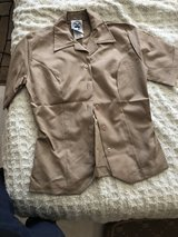 Women's Khaki Blouse (2 available) in Temecula, California
