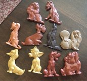 Vintage Disney Dogs in Wheaton, Illinois