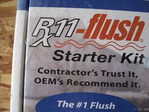 R 11 FLUSH KIT BRAND NEW in Yucca Valley, California