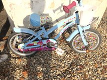 Girls Cherry Lane Bike with front Basket in Lakenheath, UK