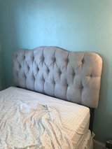 Full size headboard in Travis AFB, California