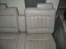BENCH SEAT LEATHER in Yucca Valley, California