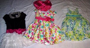 Dresses 2T (PINK ONE SOLD) in Alamogordo, New Mexico