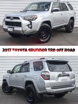 2017 Toyota 4Runner TRD Off Road in San Diego, California