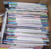 Large Box Full of Golf Magazines in Alamogordo, New Mexico