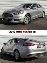 2016 Ford Fusion SE in San Diego, California
