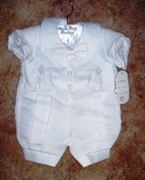 NWT Newborn Christening Outfit in Alamogordo, New Mexico