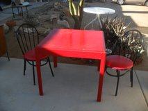 ##  Cute Table + 2 Chairs  ## in Yucca Valley, California