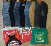 Boy's size 3T shirts and pants. in Vista, California