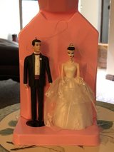 Hallmark keepsake ornament Barbie and Ken wedding day in Elizabethtown, Kentucky