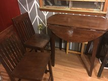 High top table, 2 chairs in Fort Leonard Wood, Missouri