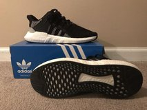 ADIDAS - EQT Support 93/17 Men's Shoes - Black in Naperville, Illinois