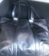 Extra Large Black Coach Tote in Fort Lewis, Washington