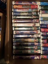 37 Disney VHS Movies in Fort Knox, Kentucky