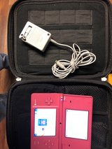 Pink DS with Mario Kart & Case & Power Supply in Fort Knox, Kentucky
