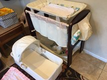Bassinet and Changing table combo in Vista, California