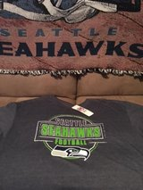 SEATTLE SEAHAWKS - NFL Team Apparel T-Shirt (Men's 2XL) *** NEW *** in Fort Lewis, Washington