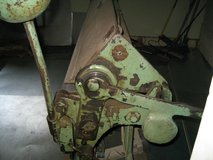 MEYER 8 FT. SHEET METAL BRAKE, USED IN A NON PRODUCTION HVAC SHOP.LITTLE USE in Yucca Valley, California