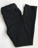 black jeggings size 6/6x in Plainfield, Illinois