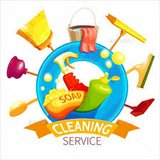 Amy`s Housecleaning in Grafenwoehr, GE