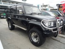 Land cruiser70PRADO 5speed in Okinawa, Japan