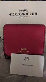Coach wallet w tag in Okinawa, Japan