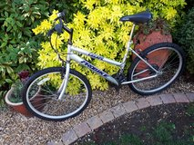 Silver Probike Escape in Lakenheath, UK